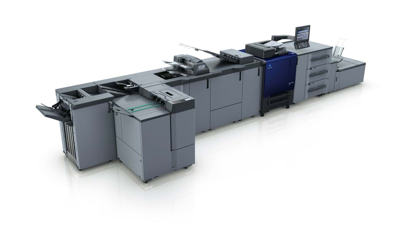 Konica Minolta accurio press c3070 professional printer