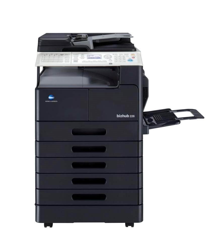Konica Minolta bizhub 226 office printer