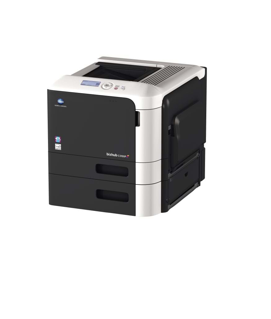 Konica Minolta bizhub c3100p office printer