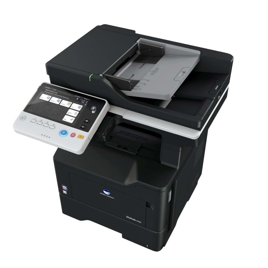 Konica Minolta bizhub 4752 office printer