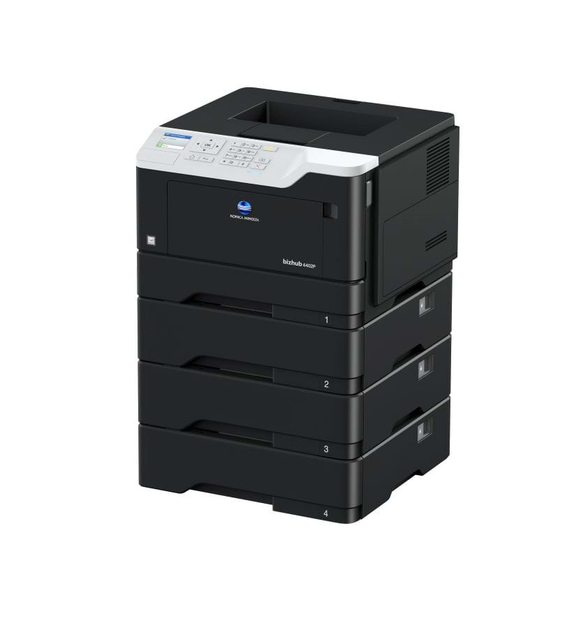 Konica Minolta bizhub 4402p office printer