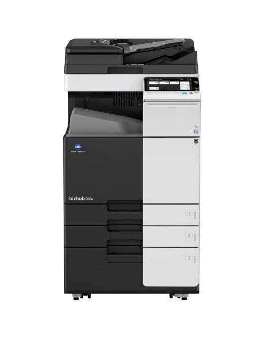 Konica Minolta bizhub 368e office printer